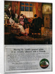 Advertisement for Victrola Player by Corbis