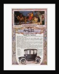 Advertisement for Newly Designed Rauch and Lang Electric Car by Corbis