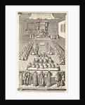 Elizabethan Parliament Session by Corbis