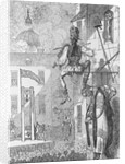 Cartoon Depicting Execution of Louis XVI by Corbis