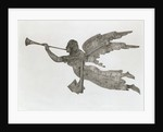 Angel Weathervane by Corbis