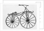 American Boneshaker Bicycle of the 19th Century by Corbis