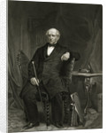 Engraving of Charles Francis Adams by Corbis