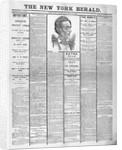 Cover of The New York Herald Tribune by Corbis
