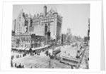 Broad and Market Streets in Newark by Corbis