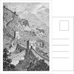 Great Wall of China by Corbis