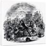 Young Man Thrashing Schoolmaster by Corbis
