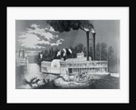 Mississippi Steamboat by Corbis