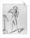 Illustration Depicting Paganini Caricature by Corbis