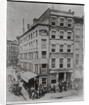 Early Hanover Square by Corbis