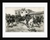 Billy the Kid Going to Jail by J. N. Marchand