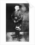 Youngest Soldier in U.S. Civil War by Corbis