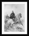 Vittorio Emmanuel II on Horseback by Corbis