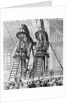 Ulysses Grant Starting Great Corliss Engine by Corbis