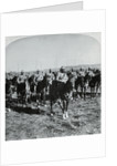 General French and His Men on Horseback During Boer War by Corbis