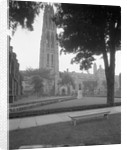 Harkness Memorial Building on Yale Campus by Corbis