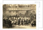 Children Dancing in Circle by Corbis