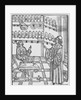 Illustration Depicting Doctor and Apothecary by Corbis