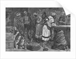 Scene in Hudson Bay Trading Store by Corbis
