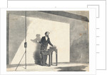 Charles Dickens Giving a Reading by Corbis