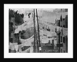 Wash Day in the Slums by Corbis