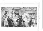 Early American Tavern by Corbis