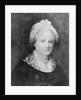Portrait of Martha Washington by Corbis
