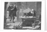 John Milton Visiting Galileo by Corbis