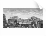 The Roman Forum by Corbis