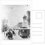 Los Angeles Intersection by Corbis