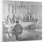 House Committee Meeting by Corbis
