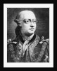 Portrait of King George III by Corbis