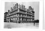 Vanderbilt Mansion by Corbis