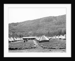 CCC Camp in Wasatch National Forest by Corbis