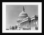 Dome and Portico of U.S. Capitol by Corbis
