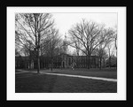 Nassau Hall at Princeton University by Corbis