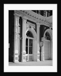 Doorway of the New Market Theater by Corbis