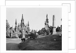 Main Gate at Green-Wood Cemetery by Corbis