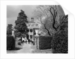 Manor House at Shirley Plantation by Corbis
