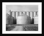 Kansas Grain Elevators by Corbis