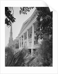 Back Porch of Bellamy Mansion by Corbis