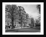 Old Executive Office Building by Corbis