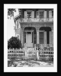 Entrance to the Richards-D.A.R. House by Corbis