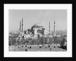 Hagia Sophia Mosque in Istanbul by Corbis
