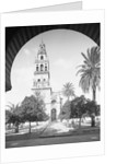 Bell Tower of the Mosque at Cordoba by Corbis