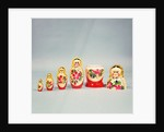 Matreshka by Corbis