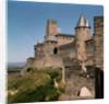 Castle on Hill by Corbis