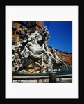 Fountain of Trevi by Corbis