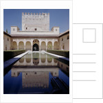 Alhambra Palace by Corbis