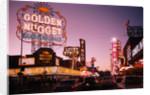 Fremont Street in Las Vegas by Corbis